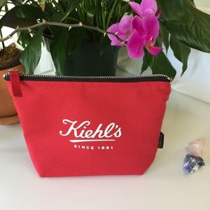 Kiehl's Make-up Bag Cosmetic Bag accessories